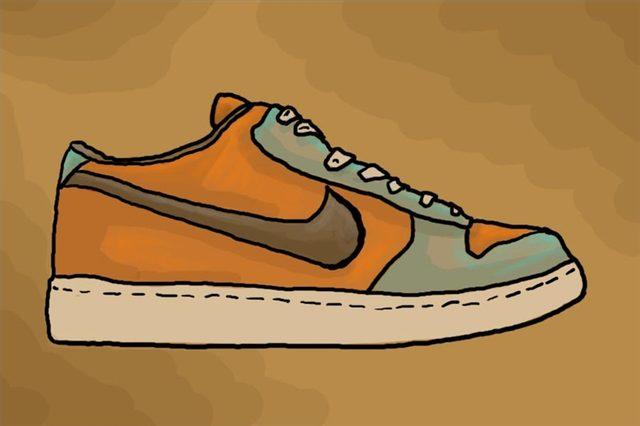 2a7f6428519 U kunt de tekening als een sjabloon voor andere sneaker-modellen. De  beginselen van dit artikel kunnen worden toegepast op vrijwel elke schoen  tekening.