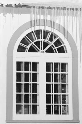 getoogde ramen gordijnen