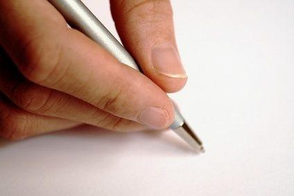 brief aan rechter schrijven Hoe te schrijven van een brief naar een rechter   wikisailor.com