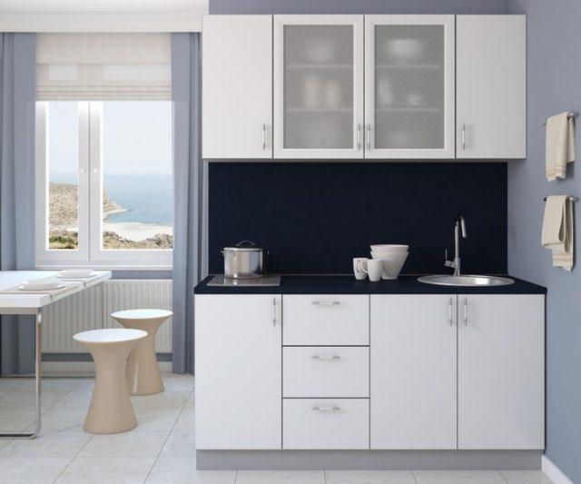 Klein appartement keukens te versieren wikisailor