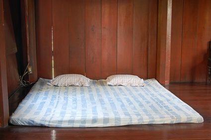 Hoe vervang futon matras vulling wikisailor