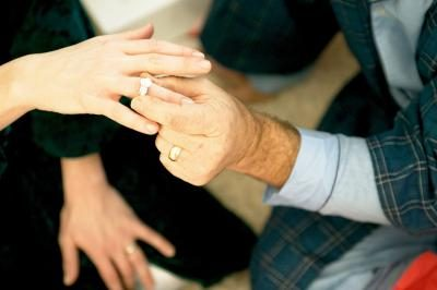 apart wonen tijdens huwelijk