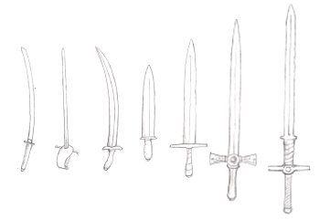 zwaard smeden workshop