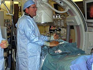 risico operatie halsslagader