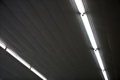 Mijn Garage verlichting TL-lampen zijn traag om op te komen ...