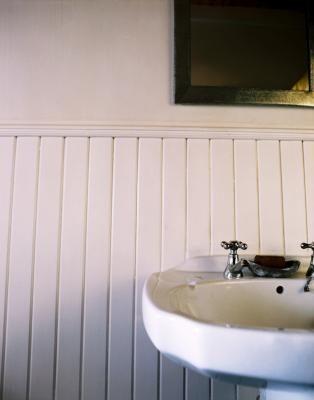 Soorten badkamer lambrisering - wikisailor.com
