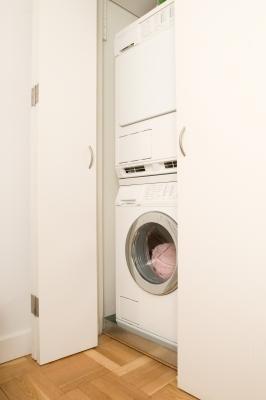 Wonderbaarlijk Instructies voor stapelbare wasmachine & droger beugel verwijderen BS-62