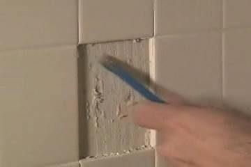 Hoe glad badkamer muren na het verwijderen van tegels - wikisailor.com