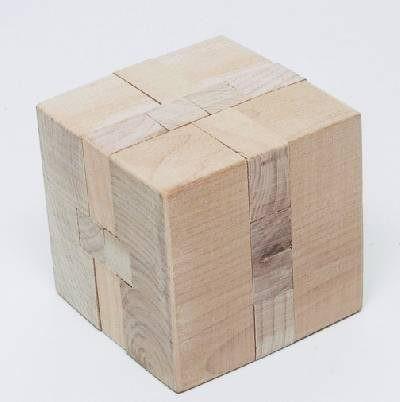 oplossing houten puzzel