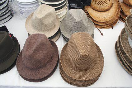 jaren vijftig hoeden