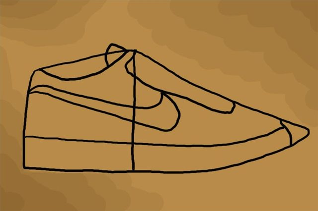 3ced7681b98 hoe teken je nike schoenen