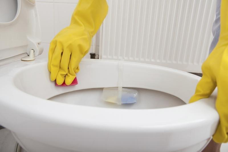 Kalk Uit Wc.Hoe Te Verwijderen Van Calcium Opbouw In Een Toilet