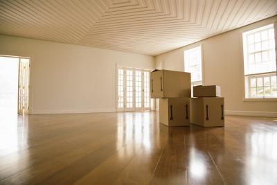 Allure vinyl vloerbedekking leggen over indoor & buiten gelijmde