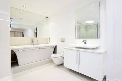 Goede kleuren voor een kleine badkamer - wikisailor.com