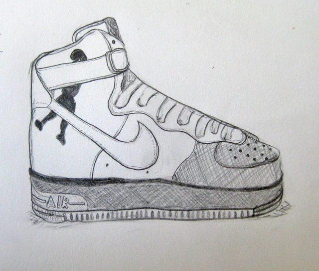 2acc34833ba Force Je Air Ones Teken Hoe Nike 5ZqSSR