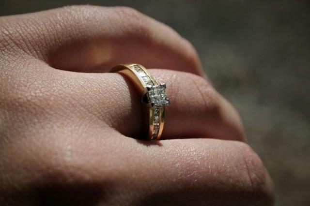 hoeveel kost een verlovingsring