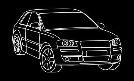 Hoe Teken Je Een 3d Auto Gemakkelijk Wikisailor Com