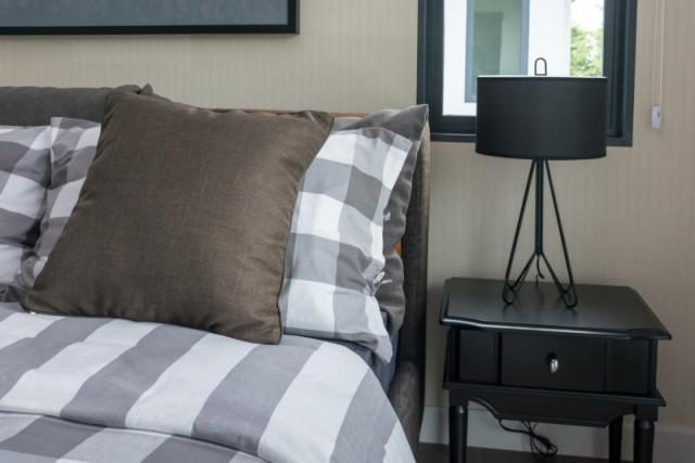 Hoe te versier een slaapkamer met grijs zwart & brown wikisailor.com