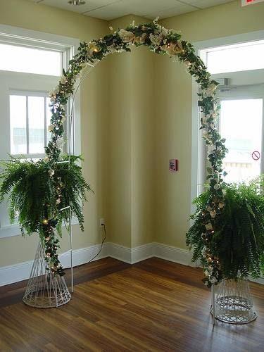 Ongebruikt Decorating bogen voor een bruiloft - wikisailor.com DZ-31