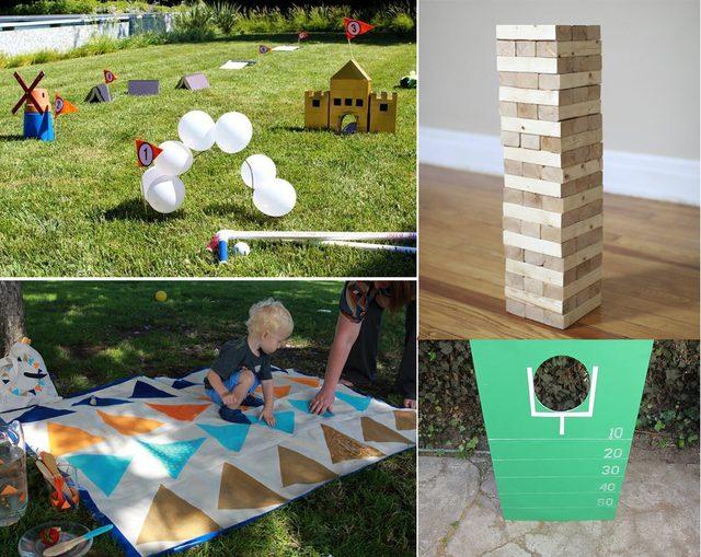Top Leuke buiten spelletjes voor het gezin - wikisailor.com TR13