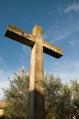 Verrassend Hoe maak je een kruis met de juiste verhoudingen - wikisailor.com ZJ-88
